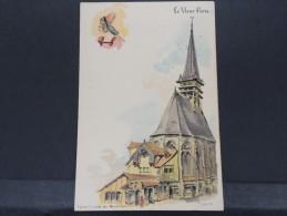 ILLUSTRATEUR - ROBIDA - Le Vieux Paris - Parfat état - Détaillons Collection - A Voir - P 16603 - Robida