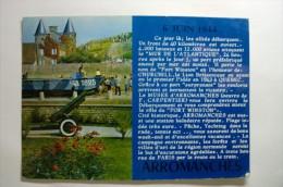 D 14 - Arromanches - 6 Juin 1944 - Arromanches