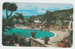Acapulco Mexico - Hotel De La Borda - Stamp & Postmark 1978 - 2 Scans - Mexico