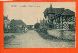 14 BEUVRON En AUGE : Chalet Normand - France