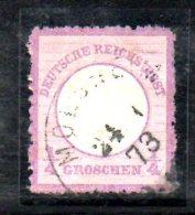 GERMANIA IMPERO 1872 , Il N. 1 Usato : Scudo Piccolo - Allemagne