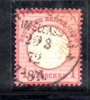 GERMANIA IMPERO 1872 , Il N. 4 Usato : Scudo Piccolo - Allemagne
