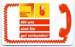 Téléphone Télécarte K187 Allemagne 15 000 Exemplaires Phonecard Telefonkarte B 76 - Telefoni
