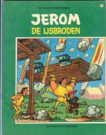 Strips Jerom Nr 19 De Ijsbroden - Jerom