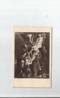 PETITE PHOTO ANCIENNE DU TABLEAU DE RUBENS (DESCENTE DE CROIX)35  PHOTO GOUPIL ET CIE PARIS - Alte (vor 1900)