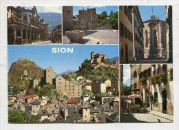 SWITZERLAND - AK 260071 Sion - VS Wallis