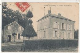 LEUGNY Château Des Badineries  Animée - Francia