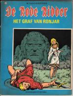 Strips De Rode Ridder Het Graf Van Ronjar Nr 27 - Asterix