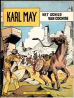 Strips Karl May Het Schild Van Cochise Nr 40 1e Druk - Asterix