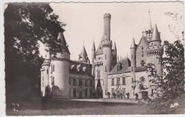 SAINT-BONNET-DE-BELLAC -(87)- N°5 - CHATEAU DE BAGNAC. - France