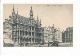PK-CP Belgien, Brüssel/Bruxelles, Gebraucht, Siehe Bilder!*) - Monumenti, Edifici