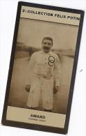 Image Photo Collection FELIX POTIN AMAND Football Rugby Joueur Francais  ( Portrait  ) SPORT STADE - Vieux Papiers