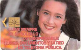 ARGENTINA - Woman, LIeve Siempre..., Telecom Argentina Telecard, Chip GEM1, 01/97, Used - Argentina