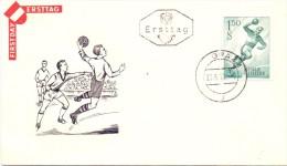 OSTERRECH GRAZ  HANDBALL ERSTTAG  (F160207) - Pallamano