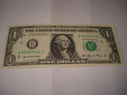 1 DOLLAR 2006 B NEUF BILLET USA