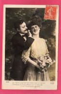 Le Regard Suppliant De L'Amoureux La Touche, 1911, (Circé) - Couples
