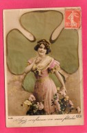 Ayez Confiance En Mon Fétiche, 1911, (Circé) - Cartoline
