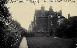- Royaume Uni  - Ref - A 728 -  Bedford - Photo Post Card - Photoby Wiggins & Son - Priory - Bedford - - Royaume-Uni
