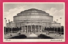 POLOGNE   BRESLAU (Wrocław), Jahrhunderthalle, Parc Des Expositions - Pologne