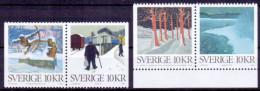 Schweden Mi. 2561-2564 ** - Ansehen!! - Nuovi