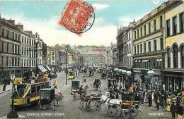 - Royaume Uni  - Ref - A 725 -  Cork - Patrick Street - Carte Bon Etat - - Royaume-Uni