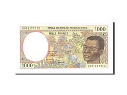 États De L'Afrique Centrale, 1000 Francs, 2000, Undated, KM:102Cg, NEUF - États D'Afrique Centrale