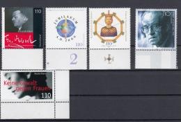 Lot **/MNH 2000 - [7] République Fédérale