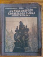 Juweelenstoet, Stad Antwerpen 1923 - Books, Magazines, Comics