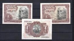 EDIFIL  D66A. 1 PTA 22 DE JULIO DE 1953. SIN SERIE - [ 3] 1936-1975 : Regency Of Franco