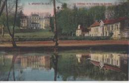 91 ( Le Chateau Et La Ferme De Soulins ) - Brunoy