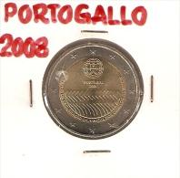 *PORTOGALLO - 2 Euro Commemorativo 2008: 60° ANNIV. DEI DIRITTI UMANI