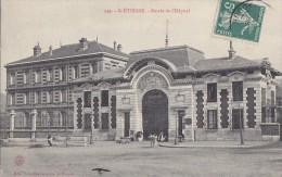 Santé - Hôpitaux - Hôpital Saint Etienne - Santé