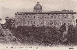 Santé - Hôpitaux - Hôpital Mâcon - Health