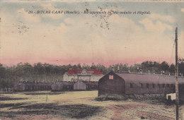 Santé - Hôpitaux - Hôpital Camp Militaire Bitche-Camp - Santé