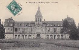 Santé - Hôpitaux - Hôpital Luxeuil Les Bains Grammont - Santé