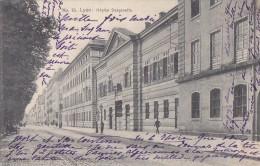 Santé - Hôpitaux - Hôpital Lyon Desgenette - Précurseur Cachets Postaux 1904 - Santé