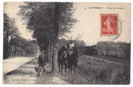 CPA 78 Le Perray Côte De Lartoire - Le Perray En Yvelines