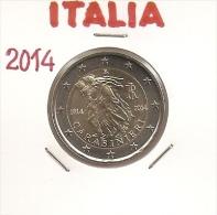 *ITALIA - 2 Euro Commemorativo 2014: 200° ARMA DEI CARABINIERI
