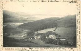 - Royaume Uni  - Ref - A 720 -  Cuilfail Hotel And Loch Melfort   - Carte Bon Etat - - Royaume-Uni