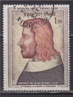 6ème Centenaire De La Mort De Jean II Le Bon, Roi De France N°1413 Oblitéré - France