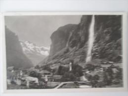 LAUTERBRUNNEN M STAUBBACH - Switzerland