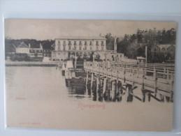 KLAMPENBORG  .  PONT  .DOS 1900 - Danemark