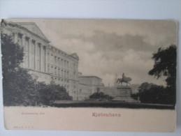 KJOBENHAVN . KRISTIANSBORG  SLOT . DOS 1900 - Danemark