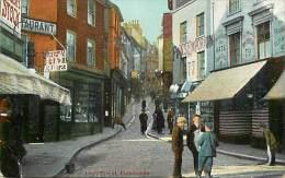 - Royaume Uni  - Ref - A 716 -  Folkestone - High Street - - Royaume-Uni