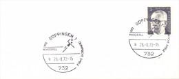 MUNCHEN 1972 GOPPINGEN  HANDBALL  (F160221) - Pallamano