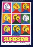 "ILLUSTRATEUR / ANDY  WARHOL      / ""      ILL 355  ""       CPSM 10 X 15  NEUVE   TBE - Warhol, Andy"