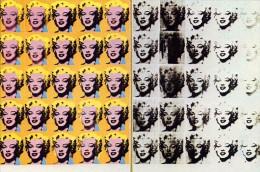 "ILLUSTRATEUR / ANDY  WARHOL      / ""      ILL 355  ""       CPSM 10 X 15  NEUVE   FICHE AU DOS - Warhol, Andy"