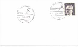 MUNCHEN 1972  ULM. DONAU  HANDBALL  (F160226) - Pallamano