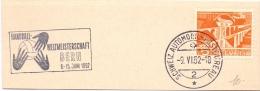 BERN BERNA   1952  HANDBALL   SPECIAL ANULLED (F160239) - Pallamano