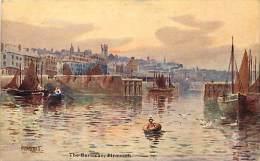 - Royaume Uni  - Ref - A 710 -  Plymouth - The Barbican - Carte Illustree - Carte Bon Etat - - Royaume-Uni